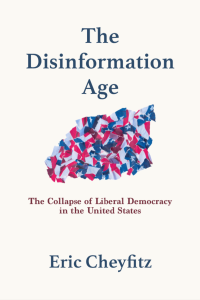 The Disinformation Age Front Cover for Promotion